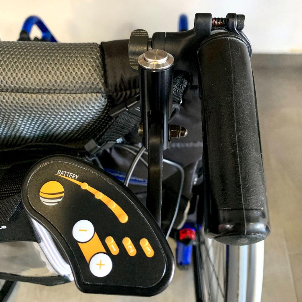 Motor auxiliar Empulse R20 - Rodem Ortopedia