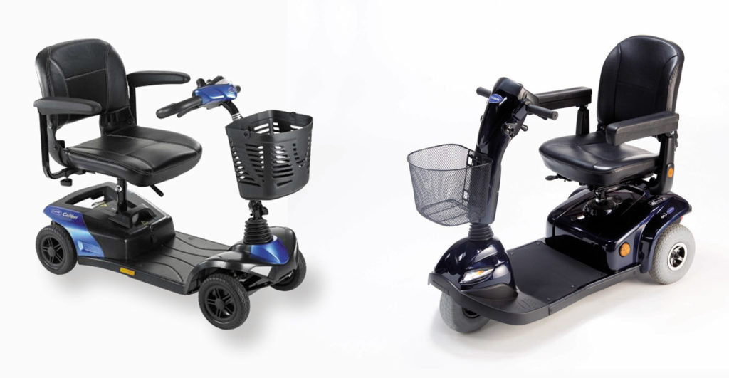 Sooters vehículos eléctricos de 3 y 4 ruedas