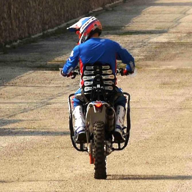 Respaldos posturales Tarta - Múltiples usos (deportes)