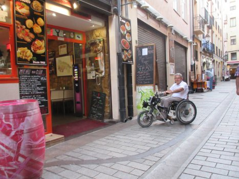 handbikerestaurante